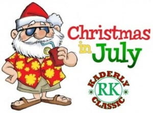 Kaderly Classic Santa and Logo