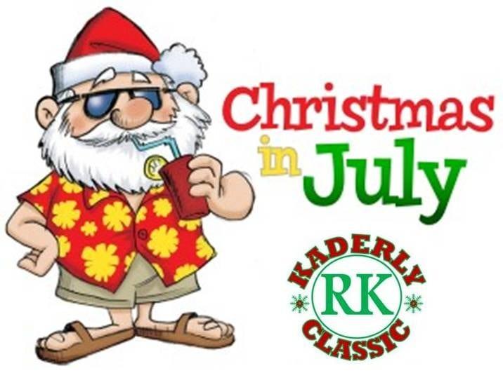 Kaderly Classic Santa and Logo